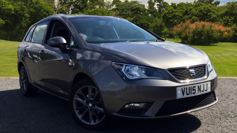SEAT Ibiza 1.2 Tsi I Tech 5Dr Petrol Estate